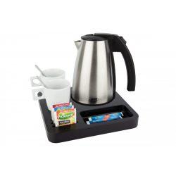 SLIM bekészítési tálca (vízforralóval és 2 db csészével)